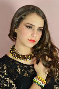 Ékszer 6 Glass Jewelry, Jewelry Sets, Fashion, Moda, Fashion Styles, Fasion