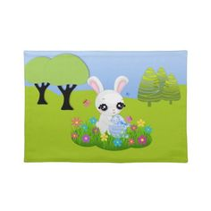 Happy Easter Placemats