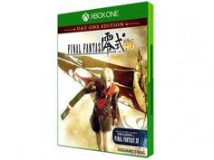 Final Fantasy Type-0 HD Console para Xbox One - Square Enix