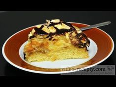 Ultrarychlý třepací mandarinkový dort - videorecept French Toast, Menu, Breakfast, Food, Menu Board Design, Morning Coffee, Essen, Meals, Yemek
