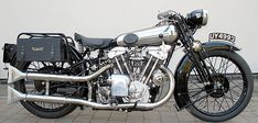 World's Most Expensive Motorcycle. 1929 Brough Superior. Auctioned $455,000.