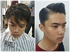 Hair Pomade, Slick Hairstyles, Slicked Back Hair, Haircuts, Navy, Hale Navy, Hair Cuts, Old Navy, Haircut Styles