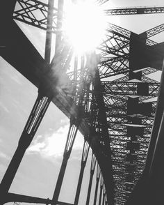 Sydney harbour bridge looks so peaceful and beautiful from afar but when you're on it it's chaos it's messy.  Just like lives of people from a distance you only see the highlight reel but inside that's a different story.  Makes me think maybe chaos and beauty goes hand in hand... #sydneyharbourbridge #chaos #beauty #life #Philosophy #love #painandgain #imperfectlyperfect #travel #pondering by evangelin_siciliana http://ift.tt/1NRMbNv