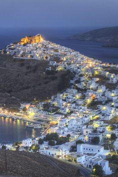 Astypalaia island | Dodecanese, Greece.
