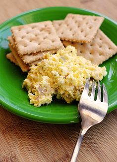 Egg Salad (or tuna salad) - made this as filling for lettuce wraps -- very tasty and will make again.