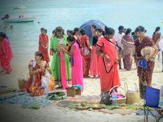 Ganesh Chaturthi celebration at Trou aux biches