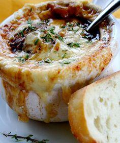Henri's French Onion Soup