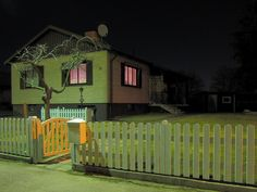 Minimalist Street Photography by Jan Zimmerman Nocturne, The Wicked The Divine, Jm Barrie, Nostalgic Pictures, Night Vale, Weird Dreams, Small Towns, Street Photography, Photography Series