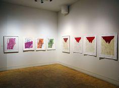 Amy Sillman, Mary Heilmann artist art
