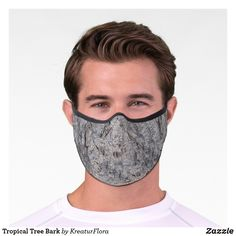 Tropical Tree Bark Premium Face Mask Mandala Simple, Grey Art, Jeans Denim, How To Protect Yourself, Shape Of You, Teal Green, Dark Teal, Light Teal, Yellow