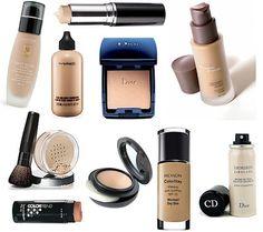 Blog Pink Stuff: A base de maquilhagem perfeita