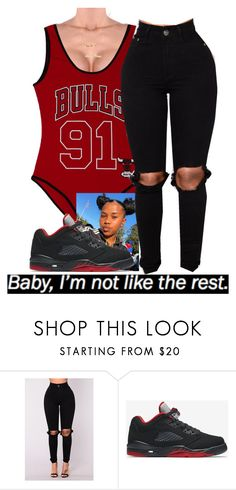 """""""thanks for followinggggg """" by fashionofficial01 ❤ liked on Polyvore featuring Forever 21, NIKE and Charlotte Russe"""