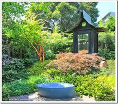 2014 East Bay Open Garden Day: Potomac Waterworks--Oakland, California