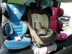 The Britax B-Safe Infant Car Seat features a removable comfort ...