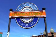 Visit Historic Laclede's Landing Entertainment & Dining District   St Louis Restaurants   Saint Louis Attractions   St Louis MO « Lacledes Landing