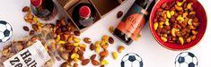 Das Beste für die Fussball-Party #WM2018 Organic Beauty, Beer, Football Soccer, Foods