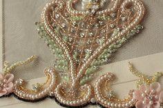 Silk Bridal veil - Earth from MillieIcaro