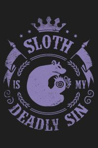 Sermon + Bible Study Notes: Im just resting my eyes! (Sloth) (Seven Deadly Sins: Sloth)