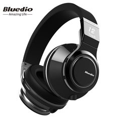 Bluedio V (Victory) High-End Wireless Bluetooth headphones drivers Smart  Touch Design over the earphones with microphone - STORECHARGER d53a481d438b