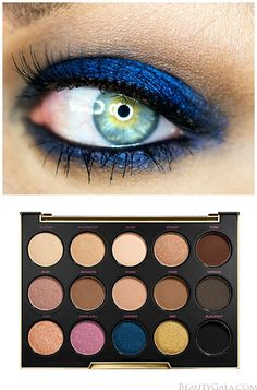 Urban Decay Gwen Stefani Palette Tutorial and Look