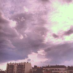 Instaboulogne ciel de filtre par @benoit__paris