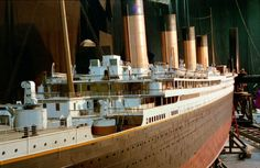 Titanic A Mega Produção (1998)