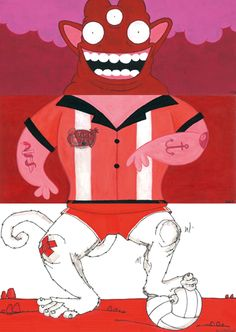 Own your own one of a kind giclée print and help the kids at Richard House. Visit goinggoinggone-red.org