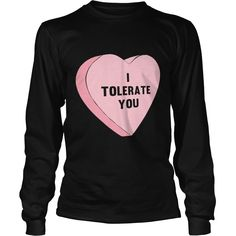 I Tolerate You #Valentines Day - Mens Premium T-Shirt,#gift #ideas #Popular #Everything #Videos #Shop #Animals #pets #Architecture #Art #Cars #motorcycles #Celebrities #DIY #crafts #Design #Education #Entertainment #Food #drink #Gardening #Geek #Hair #beauty #Health #fitness #History #Holidays #events #Homedecor #Humor #Illustrations #posters #Kids #parenting #Men #Outdoors #Photography #Products #Quotes #Science #nature #Sports #Tattoos #Technology #Travel #Weddings #Women