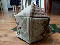 Quilt Bag tutorial. Сумка пэчворк-квилт