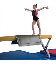 9675d3646876 The Mancino Beam Throw Mat is perfect for that extra bit of cushion your  gymnasts need