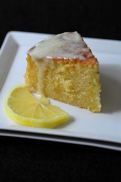 Lemon Diva Cake with Lemon Frosting (Eggless Option Included).