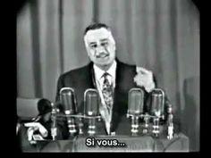 Nasser parle de son entretien avec les frères musulmans sur la question du voile.avi - YouTube