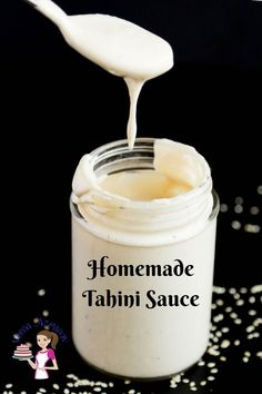 This creamy, light and delicious homemade tahini sauce makes a perfect accompaniment to any meal. This middle eastern Tahina sauce is heart healthy and works a treat served with meat dishes, as an ingredient in dishes like hummus and babaganoush or drizzled over your favorite falafel or shawarma. Try it as a salad dressing or drizzle over a bowl of steamed vegetables.