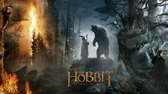 The Hobbit | HD PICTURES | Gandalf the Grey and Beorn