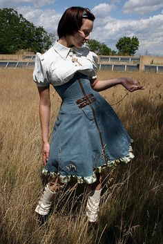 Victorian Steampunk Clothing | elegance, fashion, photography, steampunk, victorian - image #83928 on ...