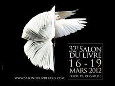 Le Salon du Livre de Paris, the largest book fair in France. Pochette Cd, Fondation Cartier, Manga Books, Logo Design, Graphic Design, Print Design, Typography Layout, Paris Art, Poster S