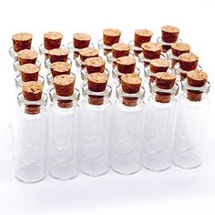 Wholesale Decorative Glass Bottles Other Wholesale Party Supplies 14882 Lot Of 100 Small Glass Vials