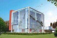 Eicher-Volvo India Headquarters, Gurgaon building image