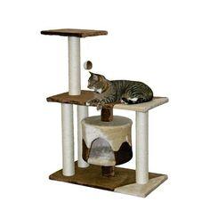 Arbre à chat et griffoir - Arbre à chat Jade Pro pour chats