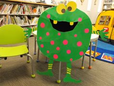 Fun with Friends at Storytime: Monster Mash!