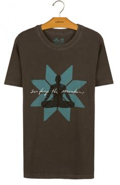 68ea98a2b1 Osklen - T-SHIRT STONE IOGUE CRISTAL - t-shirts - men