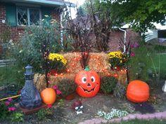 Tyler's Memorial Garden Fall 2012