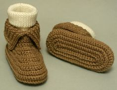Soccasin --- It is a unisex moccasin-style slipper with a built-in sock leg to keep little feet very toasty and warm. I have designed the length of the sock leg to hug the ankles when folded down but you can alter the length at will.  ....  Crocheted Soccasins ....   A Free Pattern by Megan Mills of NZ at megan.cc/Soccasins/