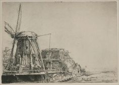 The Mill - Rembrandt