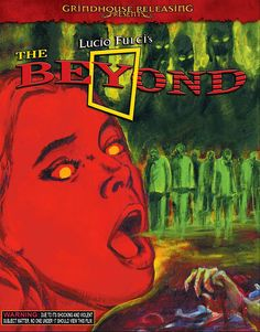 THE BEYOND GRINDHOUSE RELEASING BLU-RAY
