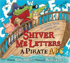 The sing song style of this ABC book text is well suited to reading aloud so that younger kids can have the opportunity to audibly sound out words that they may have a problem with and getting them to discuss what they see in the illustrations will prove to be great fun as well.