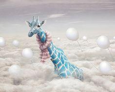 Giraffe by Harizma_Art, via Flickr