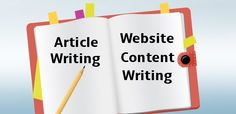 If you want to know about difference between article writing and website #contentwriting then read this article and Explore the Difference Between #ArticleWriting and #WebsiteContentWritingServices.