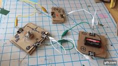 A LED dimmer circuit