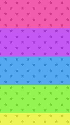 Rainbow stars Free Wallpaper Backgrounds, Rainbow Wallpaper, Star Wallpaper, Pretty Wallpapers, Colorful Wallpaper, Cellphone Wallpaper, Lock Screen Wallpaper, Pattern Wallpaper, Iphone Wallpaper